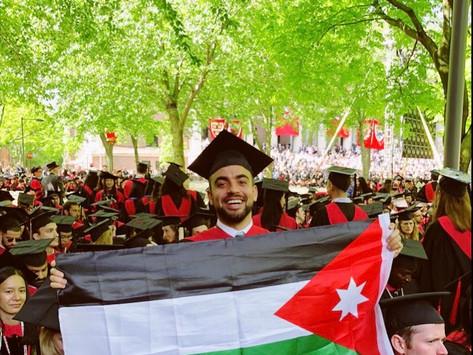 دراسة الماجستير في الطب بجامعة هارفارد - عمر أبو قمر