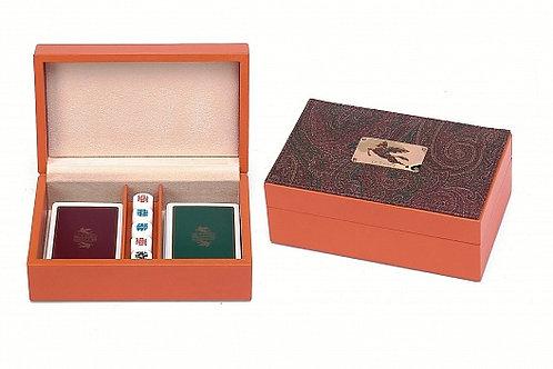 Шкатулка для карт с кубиками Bugrane, ETRO