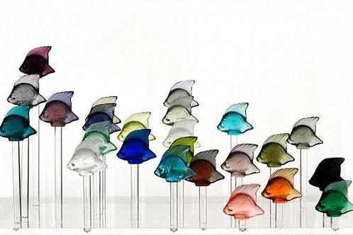Аквариум с рыбками, Lalique