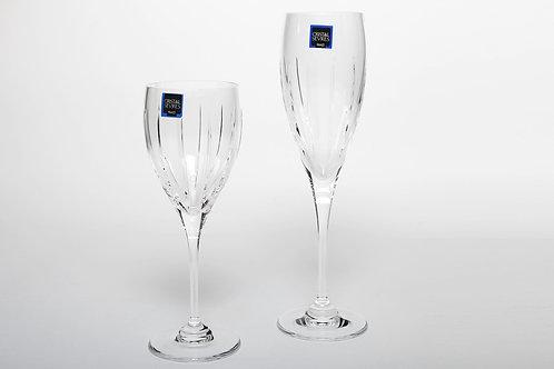 Набор фужеров для белого вина 2, Cristal de Sèvres