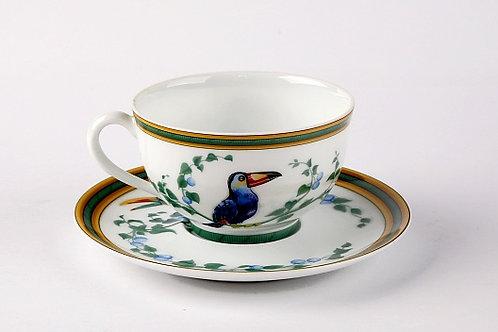 Чайный сервиз Toucans (на 6 персон), Hermes