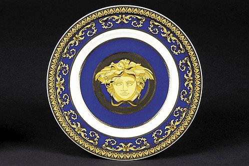 Тарелочки для хлеба Medusa Blue, Versace&Rosenthal
