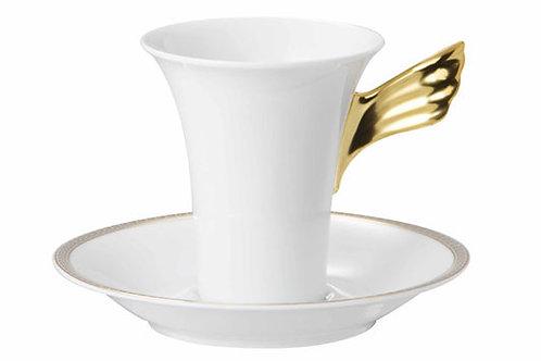 Кофейная пара Meandre D´Or, Versace&Rosenthal
