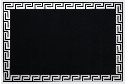 Ковер черный, Versace Home