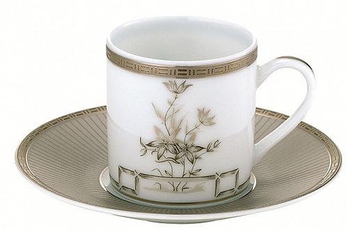 Чайная пара Fleur d'Argent, Christofle