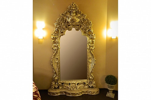 Зеркало, Boiserie Italia