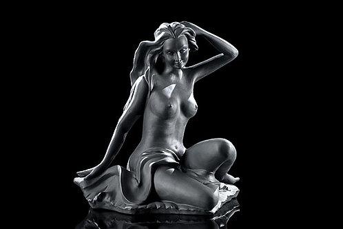 Скульптура «Сидящая девушка», Villari