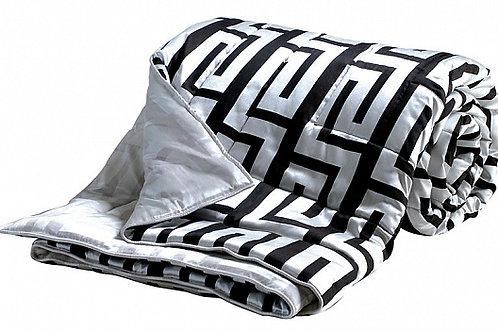 Одеяло Comforter (черно-белое), Versace Home