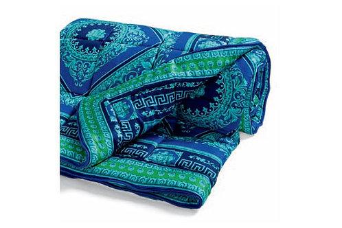 Одеяло Comforter (синее), Versace Home