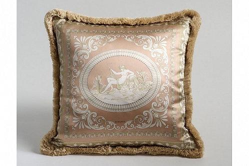 Диванная подушка «Дева» (бежевая), Versace Home