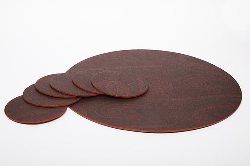 Подставка на стол (круглая), ETRO