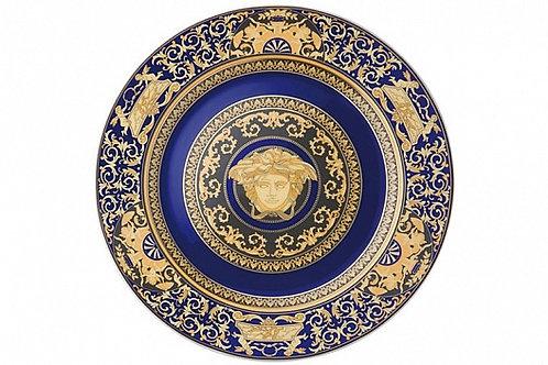 Постановочные тарелки Medusa Blue, Versace&Rosenthal