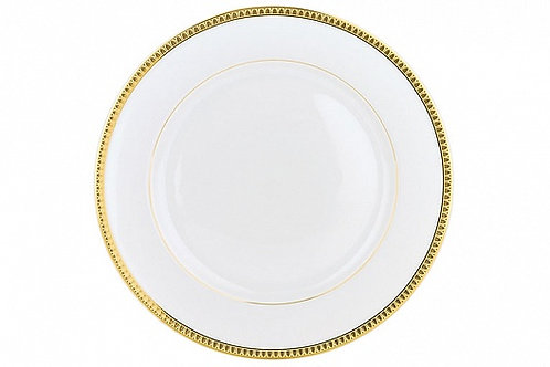 Тарелка десертная Malmaison Gold, Christofle