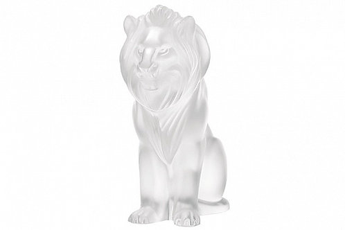Скульптура «Лев Bamara», Lalique