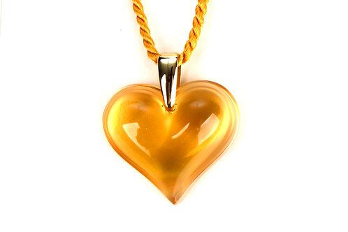 """Подвески """"Сердце"""", Lalique"""