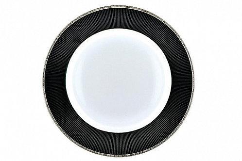 Тарелка обеденная Metropolis Black, Christofle