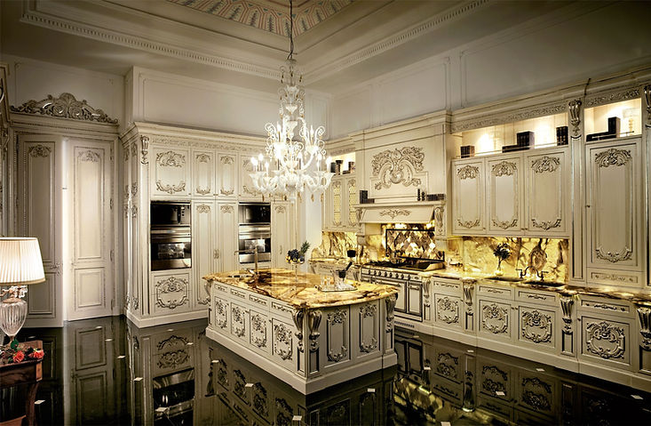 Кухня Diamond, Faoma