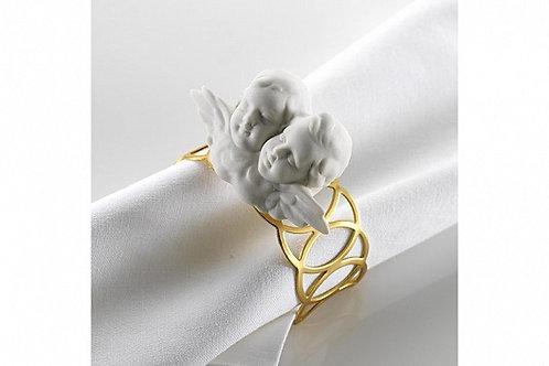 Кольца для салфеток с ангелами, Villari