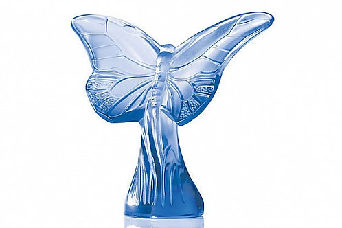 Скульптура Rosee Butterfly, Lalique