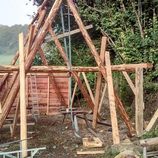 A frame build.JPG