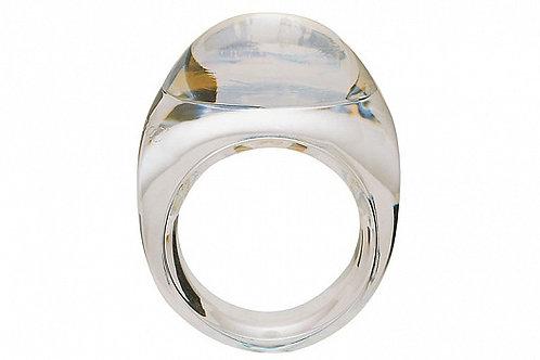 Кольцо Tango (прозрачный и перламутр), Baccarat