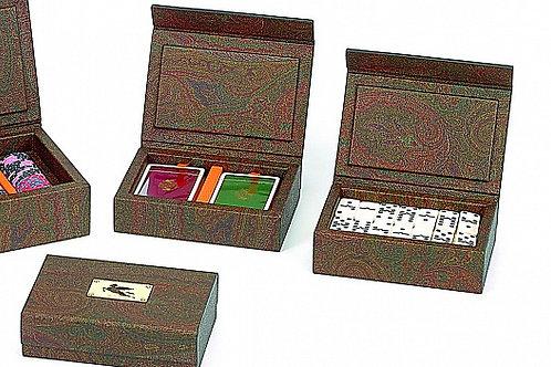 Шкатулка для карт Bugrane, ETRO