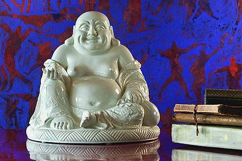 Скульптура «Счастливый Будда», Villari