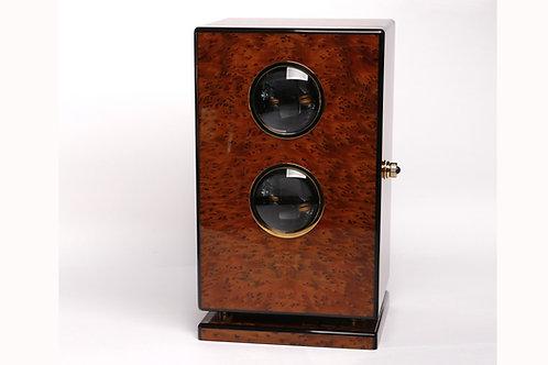 Заводная шкатулка для часов Thuya Burl, Elie Bleu