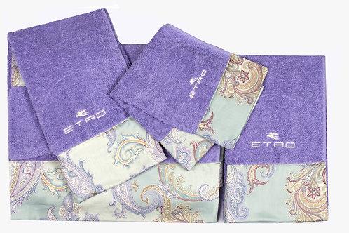 Комплект из 5 полотенец, ETRO