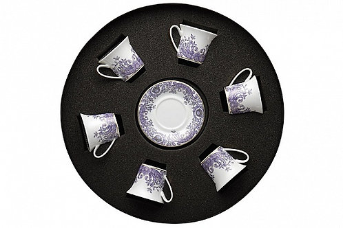 Кофейный набор эспрессо Le Grand Divertissement, Versace&Rosenthal