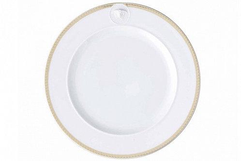 Десертные тарелки Meandre D´Or, Versace&Rosenthal