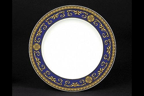 Обеденные тарелки Medusa Blue, Versace&Rosenthal