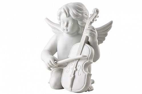 Статуэтка «Ангел с контрабасом» (большой), Rosenthal
