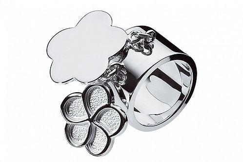 Кольцо с подвесками Silver Anemone, Christofle