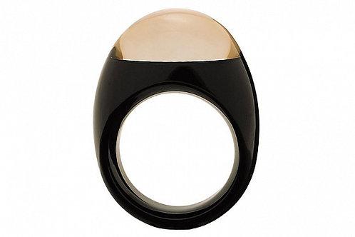 Кольцо Tango (черный и золото), Baccarat