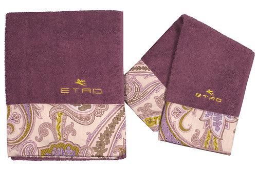 Комплект из 2 полотенец, ETRO