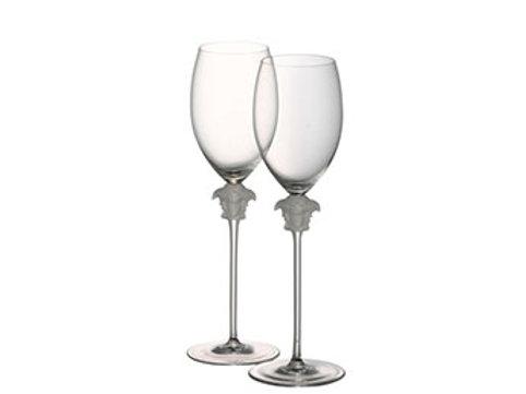 Фужеры для белого вина Medusa Lumiere, Versace&Rosenthal