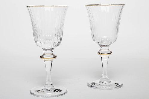 Набор фужеров для белого вина, Cristal de Sèvres