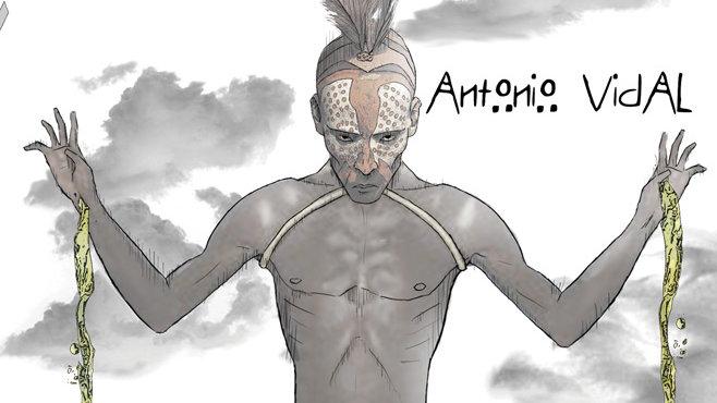 LA ORILLA DEL OMO (Antonio Vidal)