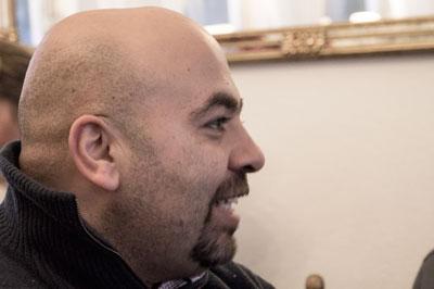 Ismael Ahamdanech