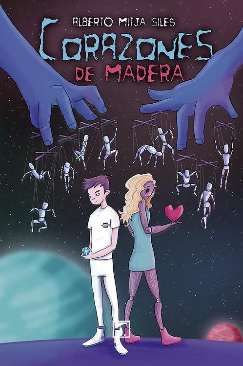 CORAZONES DE MADERA (Alberto Mitja)
