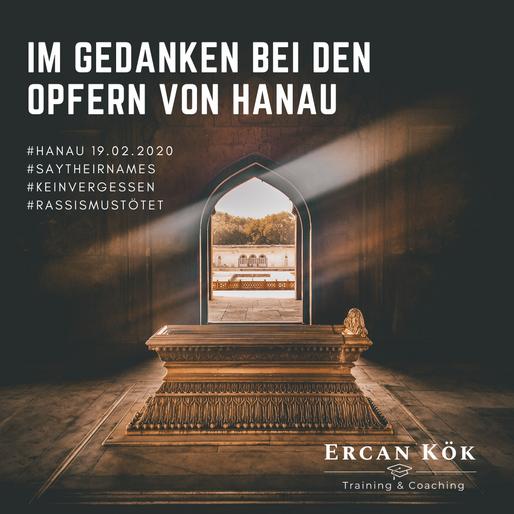 Gedenken an Hanau 19.02.2020