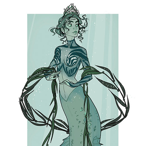 Kelp Mermaid