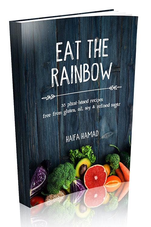 Eat The Rainbow Cookbook (eBook)