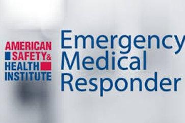 EMR maio 2021 Emergency Medical Response APH Avançado 40H