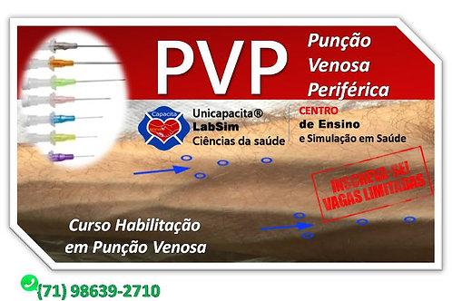 Curso de PVP em Salvador, Abril de 2021