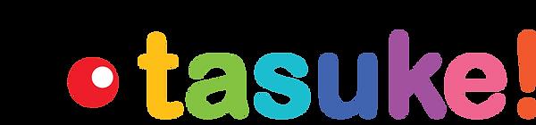 Otasuke! Logo Be Passionate Alt.png