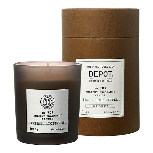 No. 901 Ambient Fragrance Candle - Fresh Black Pepper 160g