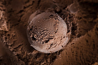 BUCK Chocolate ice cream
