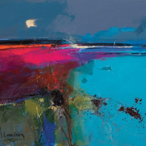Along the Margin of a Bay - 0cm x 40cm Oil on Canvas LR sRGB.jpg